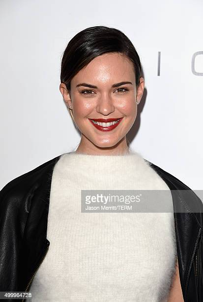 Actress Odette Annable attends the 2015 March Of Dimes Celebration Of Babies at the Beverly Wilshire Four Seasons Hotel on December 4, 2015 in...