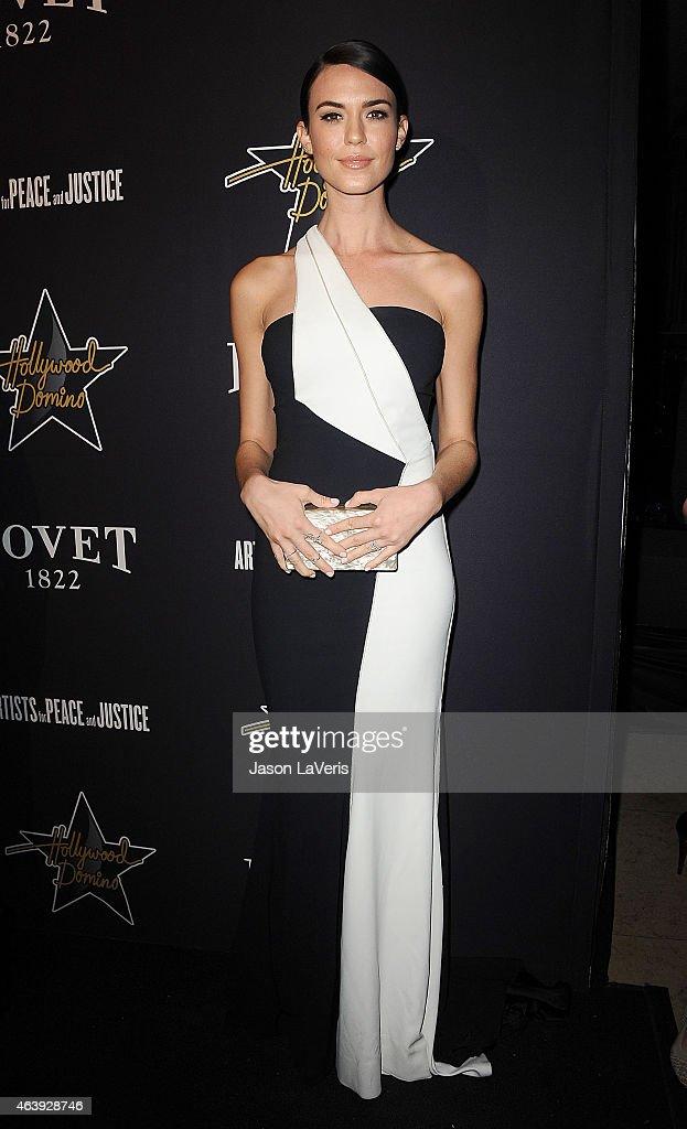 Hollywood Domino Annual Pre-Oscar Charity Soiree