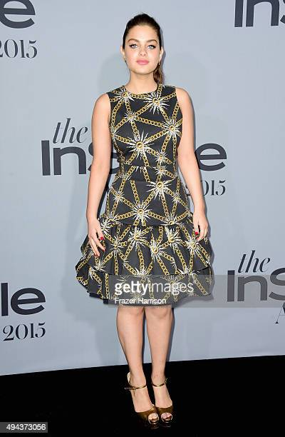 Actress Odeya Rush attends the InStyle Awards at Getty Center on October 26 2015 in Los Angeles California