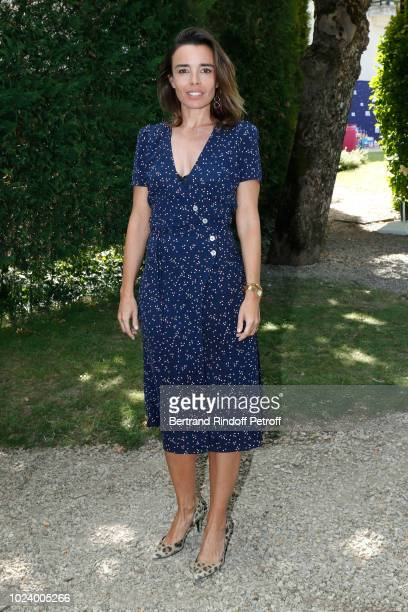 Actress of 'Pupille' Elodie Bouchez attend the 11th Angouleme FrenchSpeaking Film Festival Day Six on August 26 2018 in Angouleme France