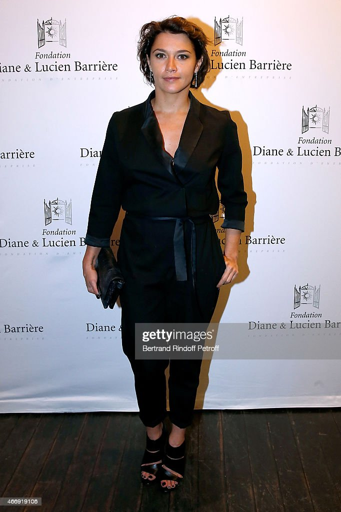 Premiere of 'Les Chateaux de Sable'  Laureat Du Prix Cinema 2015 - Fondation Diane and Lucien Barriere