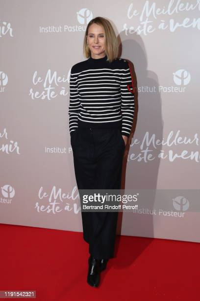 Actress of the movie Pascale Arbillot attends the Le Meilleur reste a venir Premiere at Le Grand Rex on December 02 2019 in Paris France