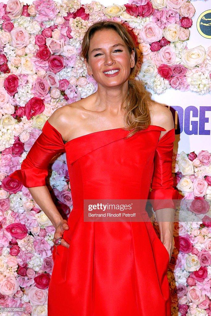 """""""Bridget Jones Baby"""" Paris Premiere At Cinema Le Grand Rex : News Photo"""