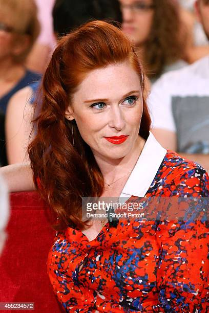 actress audrey fleurot stock photos and pictures getty