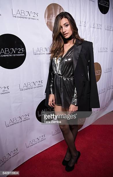Actress Olga Safari attends Lab No 25 Launch Party at SIXTY Beverly Hills on June 16 2016 in Beverly Hills California