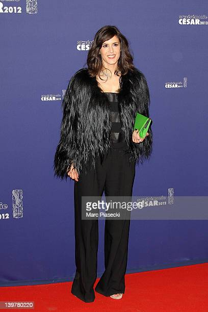 Actress Olivia Bonamy attends the 37th Cesar Film Awards at Theatre du Chatelet on February 24 2012 in Paris France