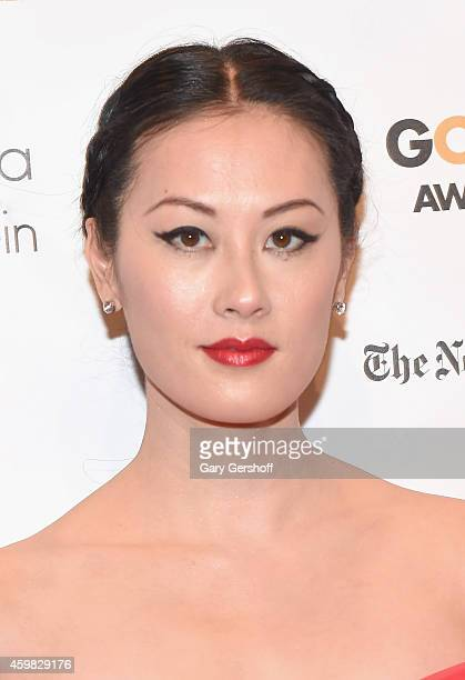 Actress Olivia Cheng attends IFP's 24th Gotham Independent Film Awards at Cipriani Wall Street on December 1 2014 in New York City