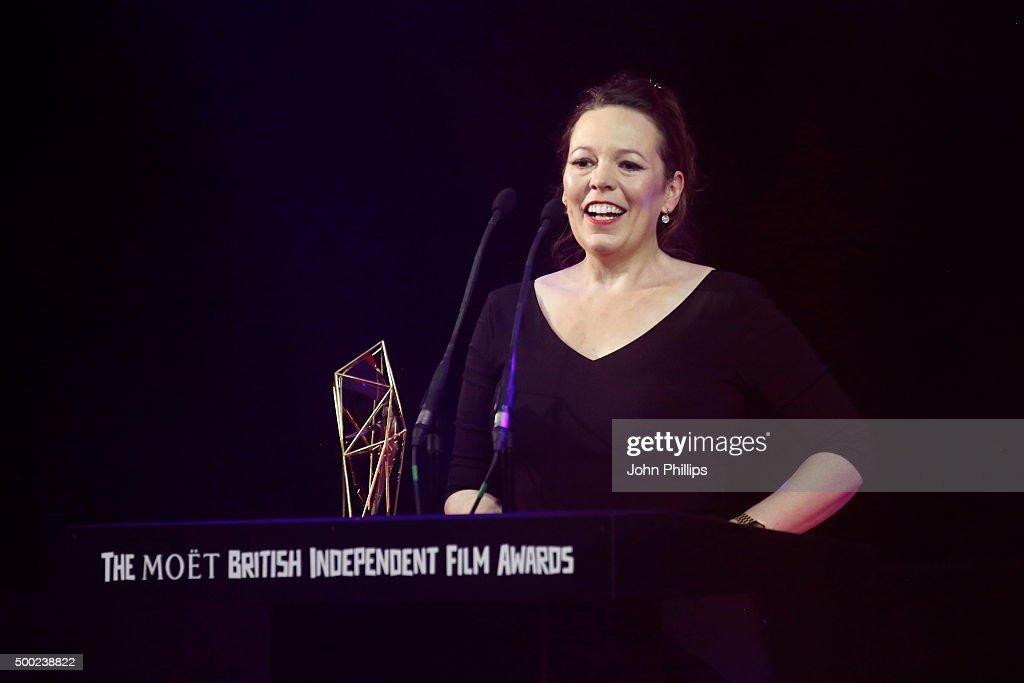 The Moet British Independent Film Awards 2015 - Awards : News Photo