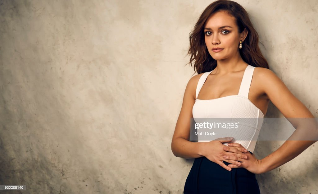 Olivia Cooke, Back Stage, March 7, 2018