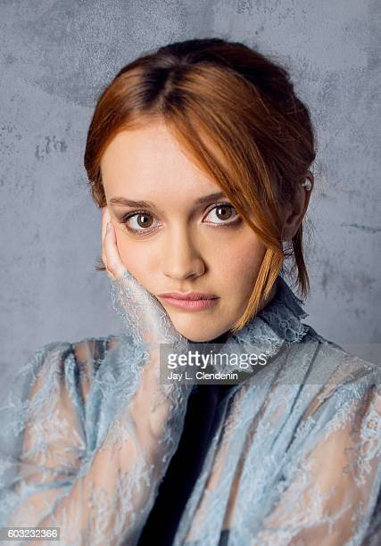 Actress Olivia Cooke of 'Katie Says Goodbye' poses for a portraits at the Toronto International Film Festival for Los Angeles Times on September 11...