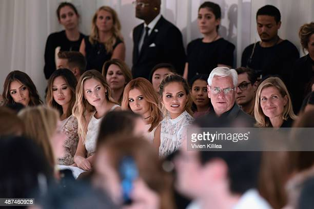 Actress Olivia Culpo Aimee Song model Dylan Frances Penn actress Ashley Tisdale model Chrissy Teigen Chief Executive Officer of Kohl's Corporation...