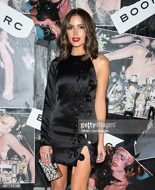 Actress Olivia Culpo attends 'Gloss The Work Of Chris Von Wangenheim' Book Launch Party at The Tunnel on September 10 2015 in New York City