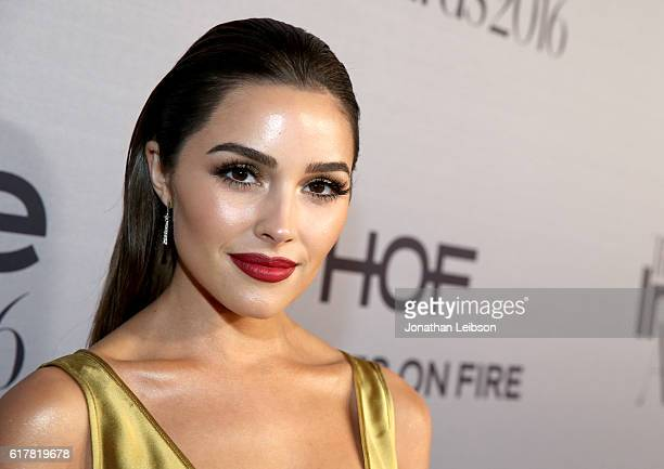Actress Olivia Culpo attends the Second Annual 'InStyle Awards' presented by InStyle at Getty Center on October 24 2016 in Los Angeles California