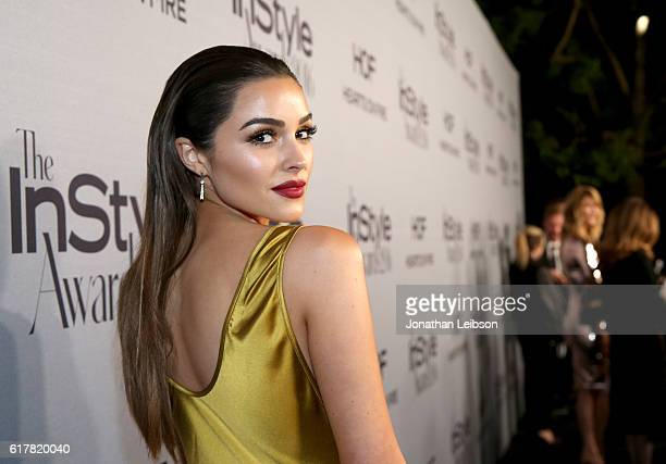 Actress Olivia Culpo attends the Second Annual InStyle Awards presented by InStyle at Getty Center on October 24 2016 in Los Angeles California