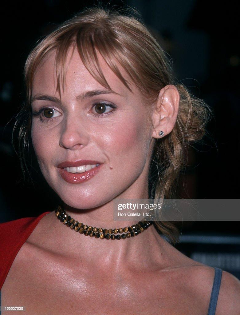 Olivia dAbo attending the premiere of Under Suspicion on