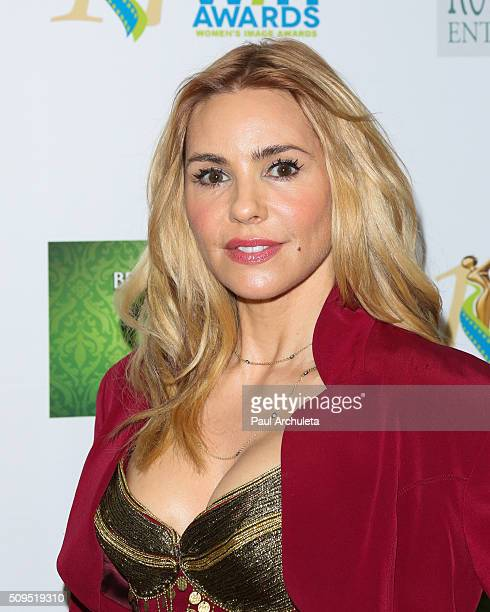 Actress Olivia d'Abo attends the 17th Annual Women's Image Awards at Royce Hall UCLA on February 10 2016 in Westwood California