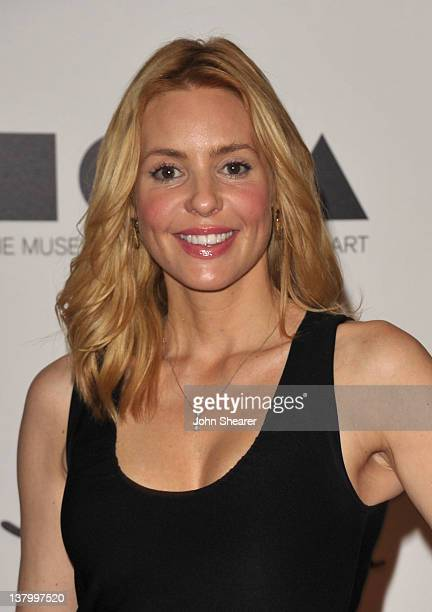 Actress Olivia d'Abo attends the opening of Pomellato's Rodeo Drive boutique hosted by Tilda Swinton and benefiting MOCA held at Pomellato Boutique...