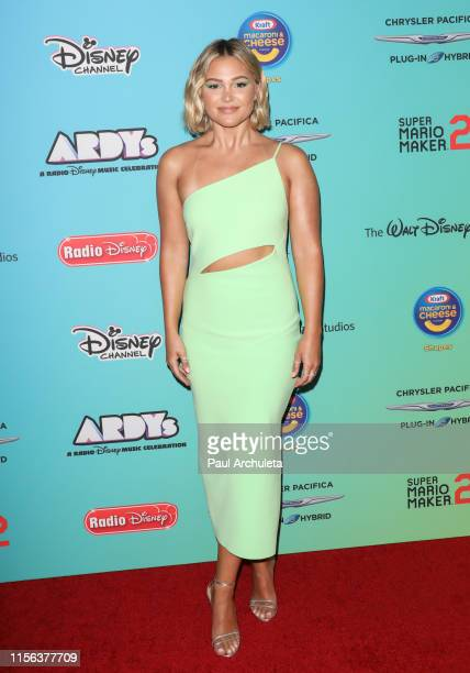Actress Olivia Holt attends the 2019 Radio Disney Music Awards at CBS Studios Radford on June 16 2019 in Studio City California