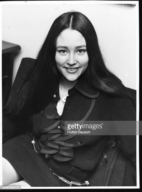 Actress Olivia Hussey 1969