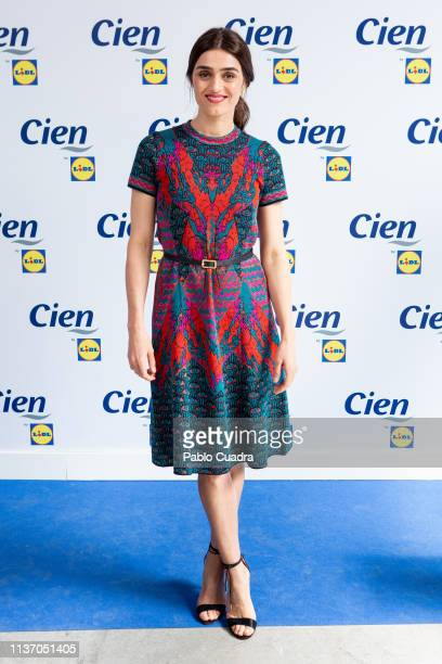 Actress Olivia Molina attends the #Realwoman event by Lidl on March 20 2019 in Madrid Spain