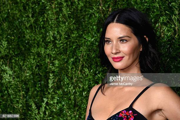 Actress Olivia Munn attends 13th Annual CFDA/Vogue Fashion Fund Awards at Spring Studios on November 7 2016 in New York City