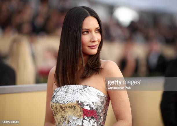 Actress Olivia Munn attends the 24th Annual Screen Actors Guild Awards at The Shrine Auditorium on January 21 2018 in Los Angeles California 27522_010