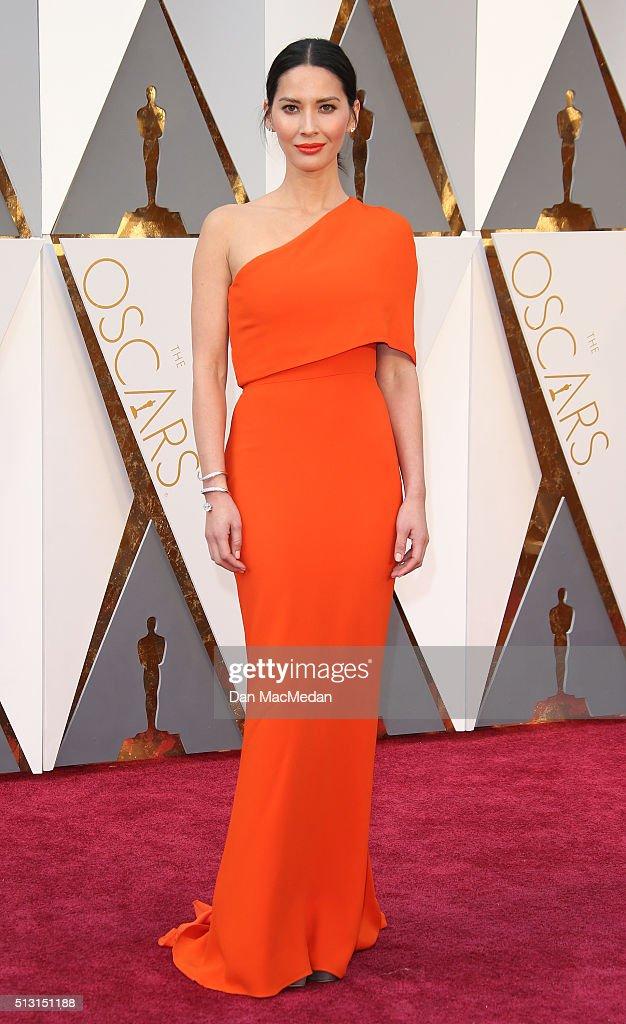 88th Annual Academy Awards - Arrivals : Fotografia de notícias