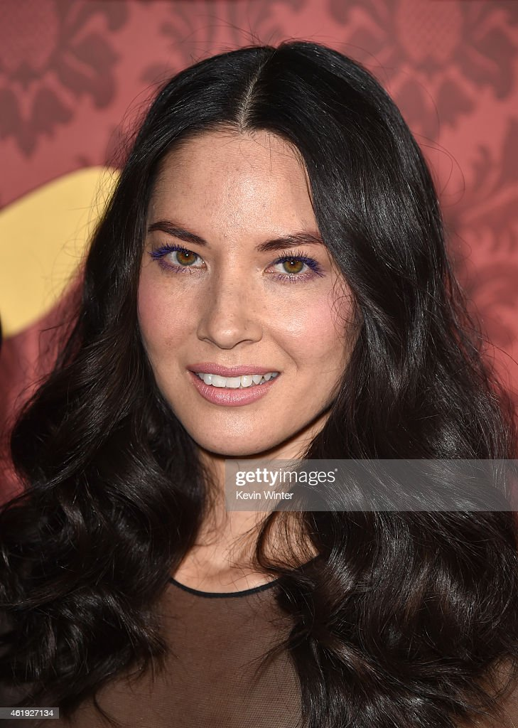 Actress Olivia Munn attends the premiere of Lionsgate's 'Mortdecai' at TCL Chinese Theatre on January 21, 2015 in Hollywood, California.