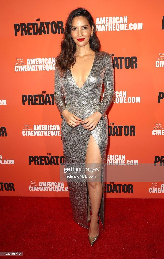 "Screening Of 20th Century Fox's ""The Predator"" - Arrivals"