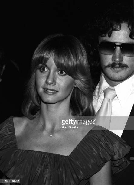 Actress Olivia NewtonJohn attends Third Annual People's Choice Awards on February 10 1977 at the Longhorn Theater in Los Angeles California