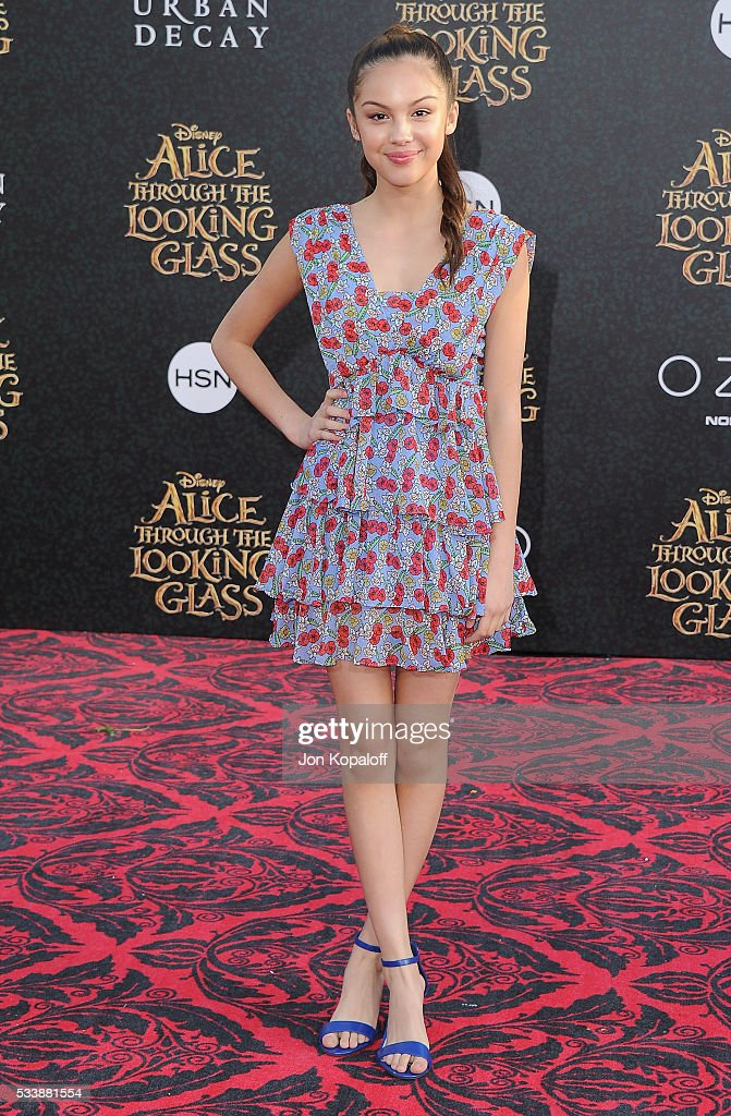 """Premiere Of Disney's """"Alice Through The Looking Glass"""" - Arrivals : News Photo"""