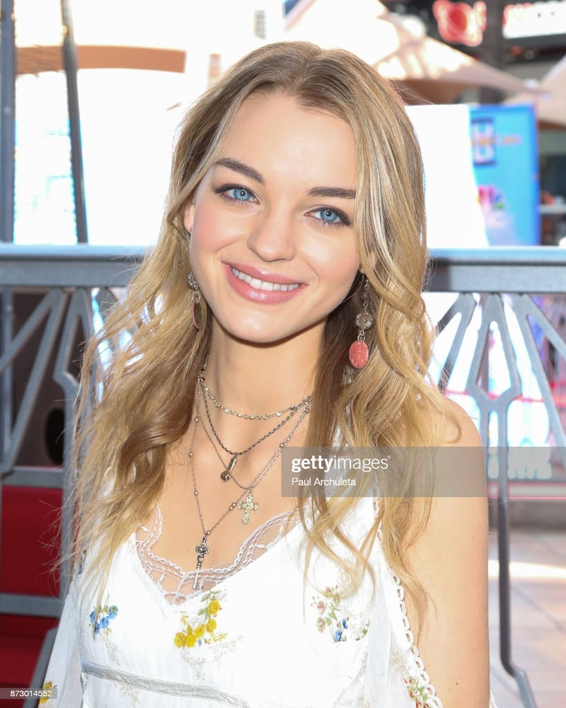 Actress Olivia Rose Keegan attends the 'Day Of Days' a very special 'Days Of Our Lives' fan event at Universal CityWalk on November 11, 2017 in Universal City, California.