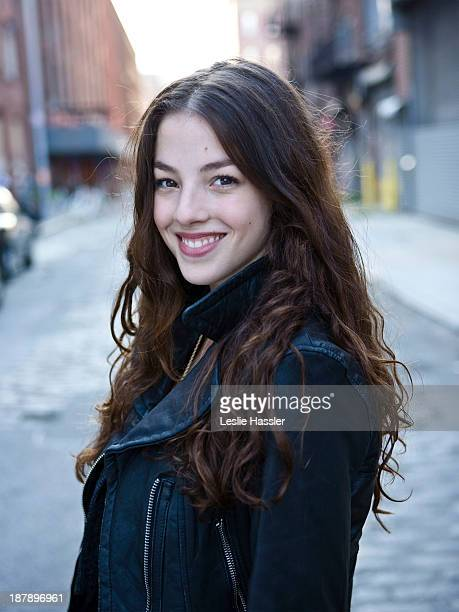 Actress Olivia Thirlby is photographed for Self Assignment on September 25 2008 in New York City