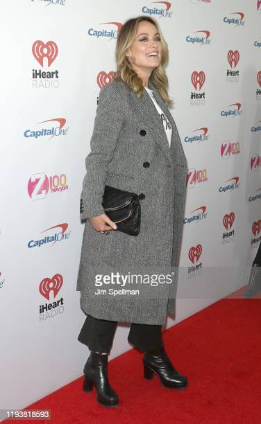 Actress Olivia Wilde arrives at iHeartRadio's Z100 Jingle Ball 2019 at Madison Square Garden on December 13, 2019 in New York City.