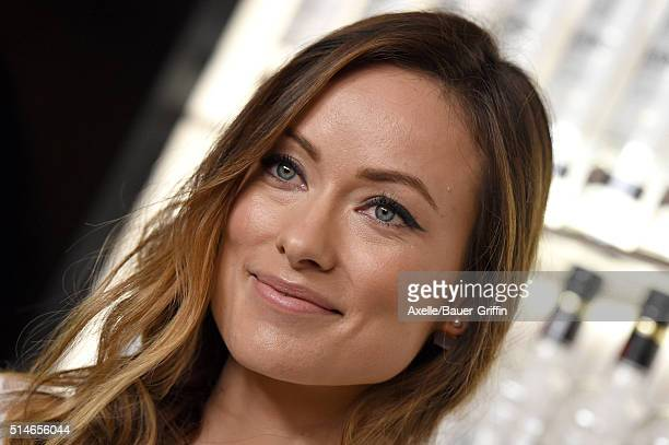 Actress Olivia Wilde arrives at the 3rd Annual unite4humanity at Montage Hotel on February 25 2016 in Beverly Hills California