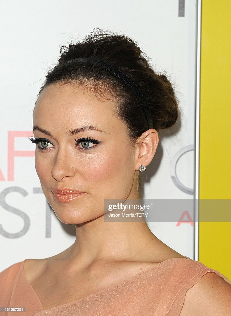 Olivia Wilde at AFI Fest Special Screening of Butter at