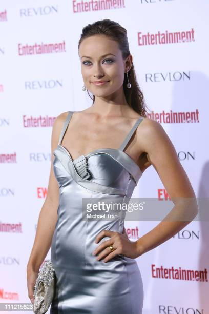Actress Olivia Wilde arrives at the Entertainment Weekly's 5th Annual PreEmmy Party at Opera and Crimson on September 15 2007 in Hollywood California