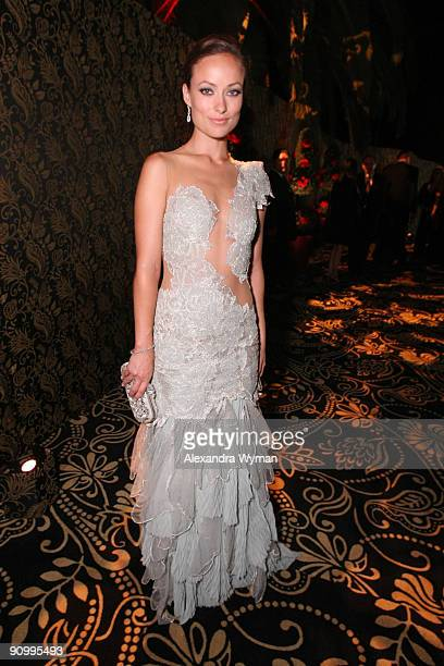 Actress Olivia Wilde attends HBO's post Emmy Awards reception at the Pacific Design Center on September 20, 2009 in West Hollywood, California.