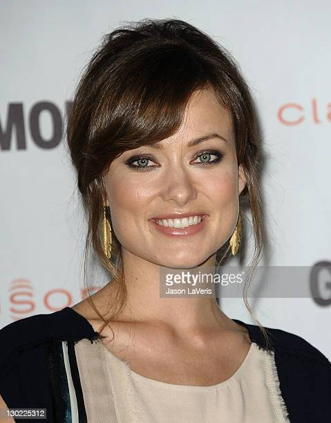 Actress Olivia Wilde attends the 2011 Glamour Reel Moments at the Directors Guild of America on October 24 2011 in Los Angeles California
