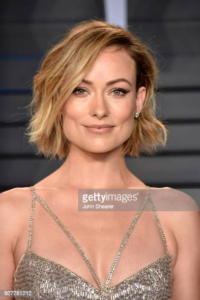 Actress Olivia Wilde attends the 2018 Vanity Fair Oscar Party hosted by Radhika Jones at Wallis Annenberg Center for the Performing Arts on March 4...
