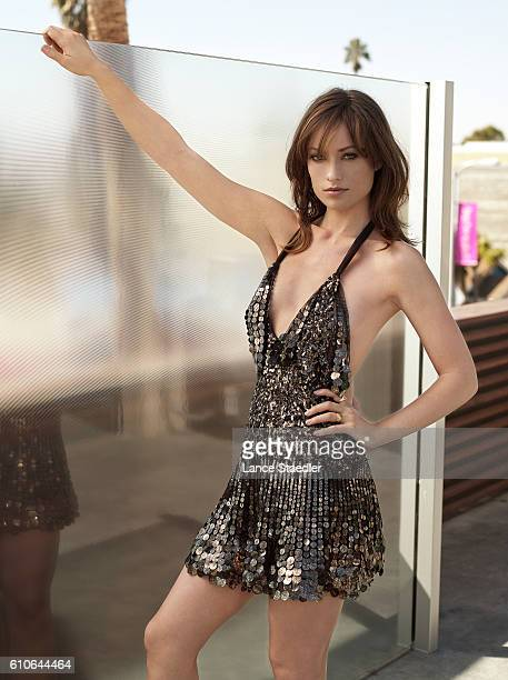 Actress Olivia Wilde is photographed for People Magazine in June 2007 in Los Angeles California