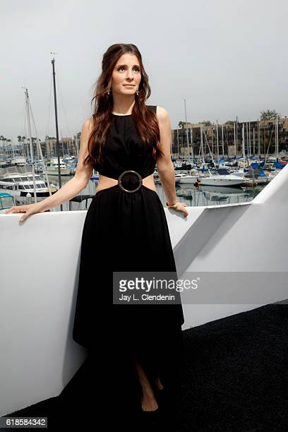 Actress on Lifetime's 'UnReal' Shiri Appleby is photographed for Los Angeles Times on June 5 2016 in Los Angeles California PUBLISHED IMAGE CREDIT...