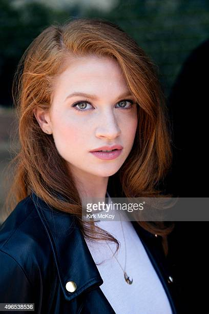 Actress on Starz's 'Flesh and Bone' Sarah Hay is photographed for Los Angeles Times on July 30 2015 in Los Angeles California PUBLISHED IMAGE CREDIT...
