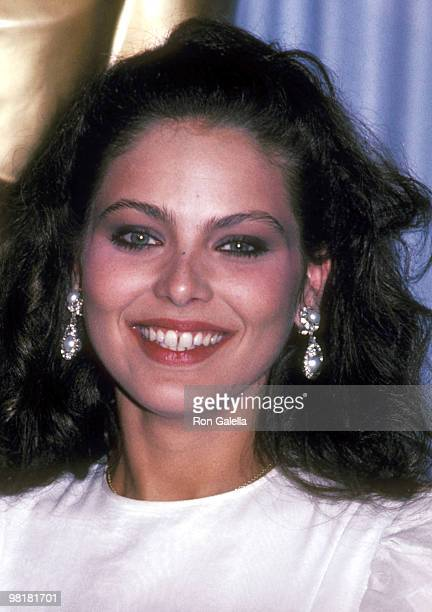 Actress Ornella Muti attends the 54th Annual Academy Awards on March 29 1982 at Dorothy Chandler Pavilion in Los Angeles California