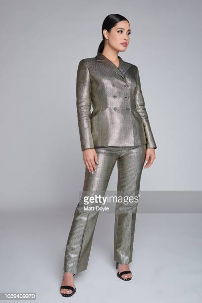 Actress Otmara Marrero of Sony Crackle's StartUp poses for a portrait during the 2018 Tribeca TV Festival on September 21 2018 in New York City