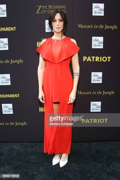 Actress Our Lady J attends as SAKS FIFTH AVENUE celebrates potential EMMY nominees on June 22 2017 in New York City