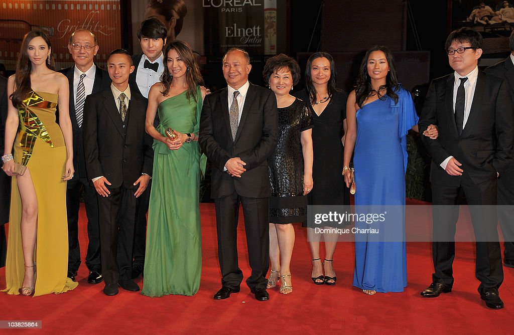 "The 67th Venice International Film Festival: ""Reign Of Assassins"" Premiere : ニュース写真"