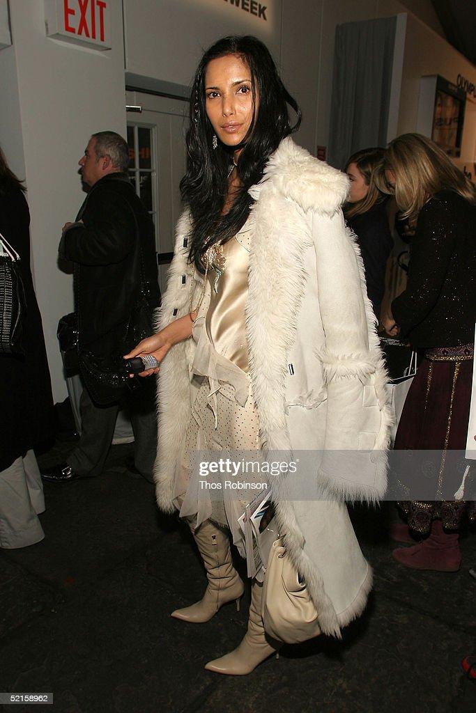 Olympus Fashion Week Fall 2005 - Day 5 : News Photo