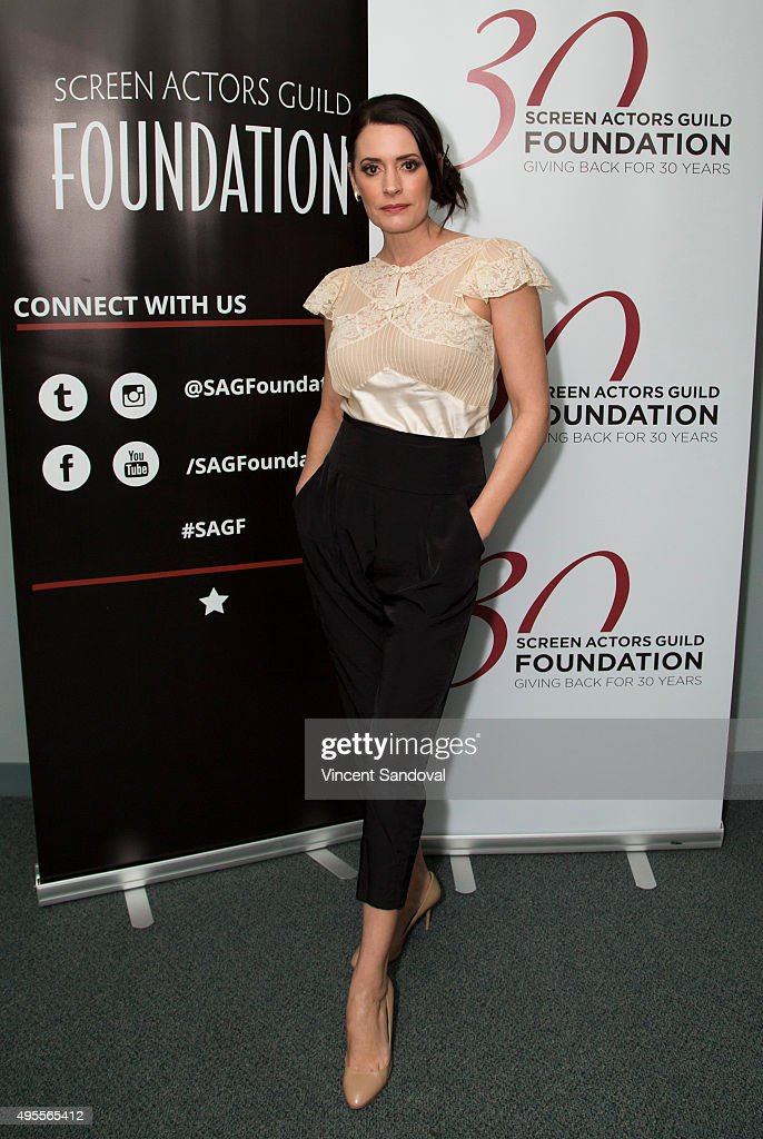 """SAG Foundation Conversations With """"Grandfathered"""""""
