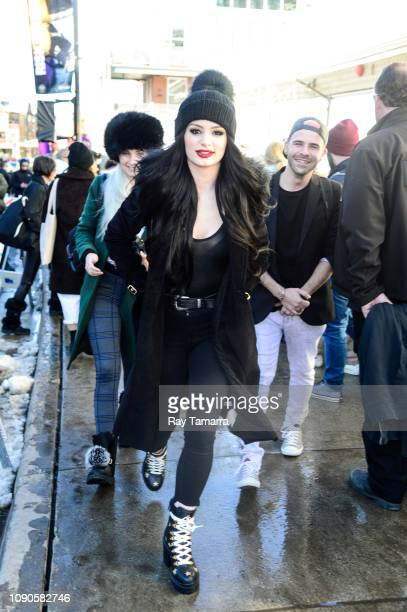 Actress Paige attends the 2019 Sundance Film Festival on January 27 2019 in Park City Utah